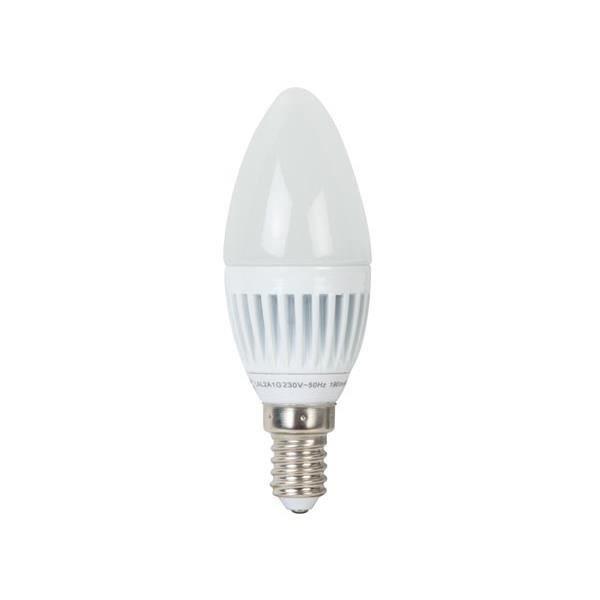 perel lampe led bougie 3w e14 230v bl achat vente ampoule led cdiscount. Black Bedroom Furniture Sets. Home Design Ideas
