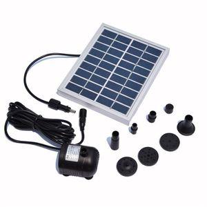 Pompe a eau solaire achat vente pompe a eau solaire for Pompe solaire fontaine