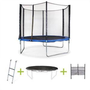 filet de securite trampoline 305 cm achat vente jeux et jouets pas chers. Black Bedroom Furniture Sets. Home Design Ideas