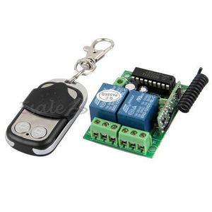 Relais telecommande achat vente relais telecommande for Achat telecommande porte garage