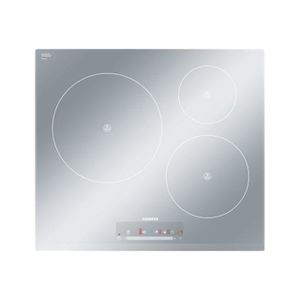 Table induction cadre inox achat vente table induction for Plaque induction siemens 3 foyers