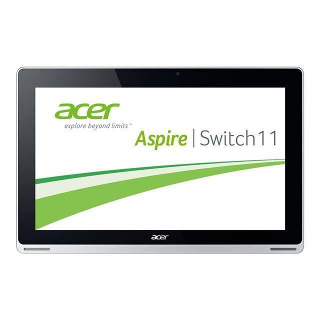 acer sw5 111 11dc ordinateur portable hybride t prix. Black Bedroom Furniture Sets. Home Design Ideas