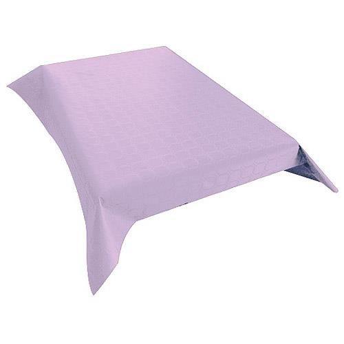 Nappe dam parme achat vente nappe de table for Nappe pour grande table