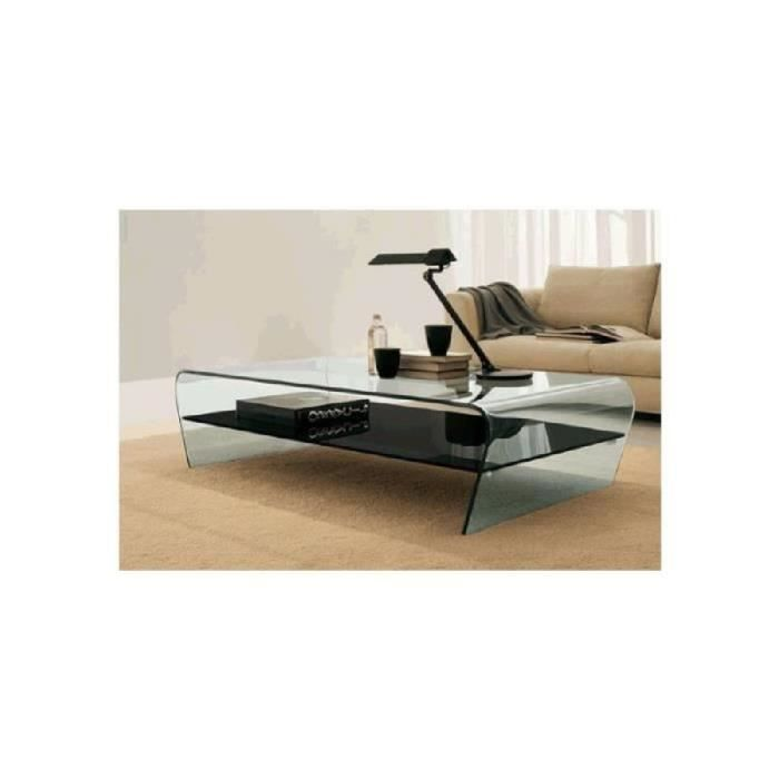 Table Basse Transparency 1 120 60 38 Cm Achat Vente