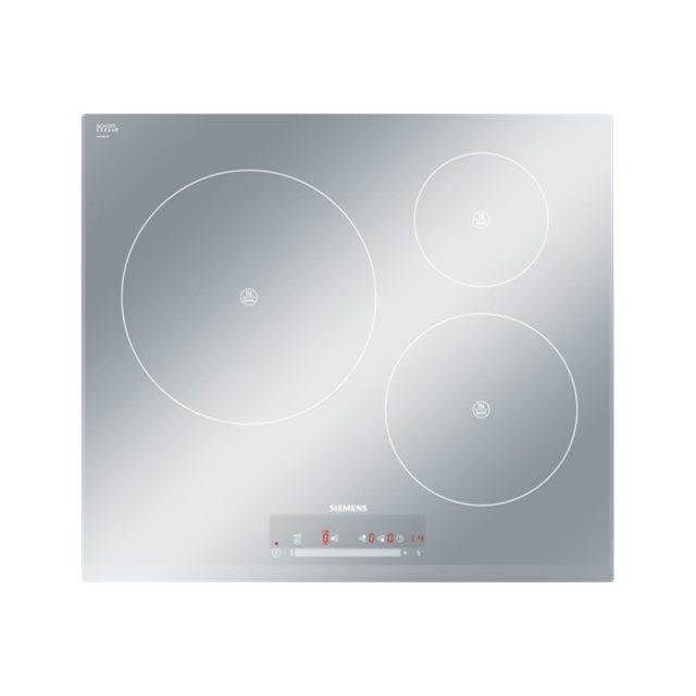 Siemens eh659fl17e 01 table induction achat vente for Table a induction siemens