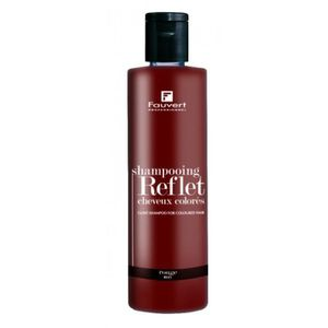 shampoing fauvert professionnel shampooing reflet rouge - Shampoing Colorant Rouge