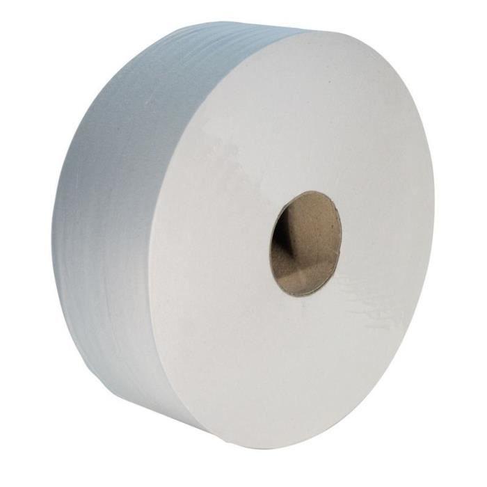 Rouleaux De Papier Toilette Maxi Jumbo Lot De 6 Achat Vente Papier Toilette Rouleaux De