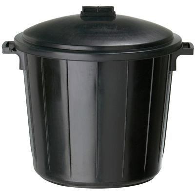 poubelle de rue 75l achat vente poubelle corbeille poubelles cdiscount. Black Bedroom Furniture Sets. Home Design Ideas