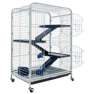 Cage furet achat vente cage furet pas cher cdiscount - Cage a rat pas cher ...