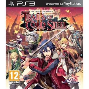 JEU PS3 The Legend Of Heroes : Trails Of Cold Steel II Jeu
