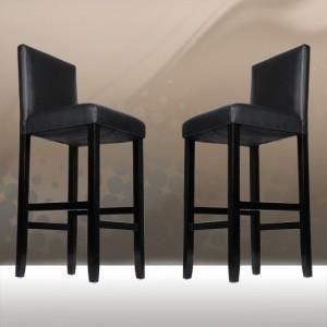 Chaises de bar milan achat vente chaise polyur thane bois cdiscount - Cdiscount chaise de bar ...