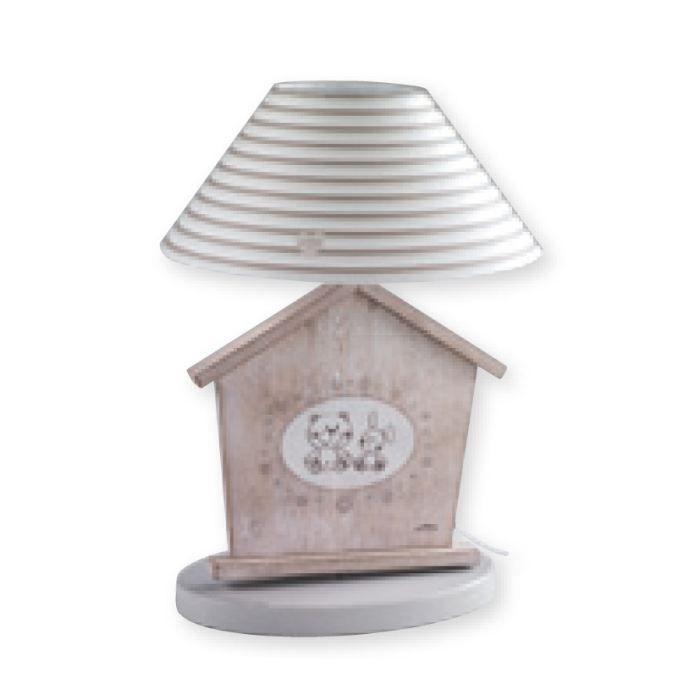Lampe de chevet lapin ourson rabbit bear achat for Lampe de chevet lapin