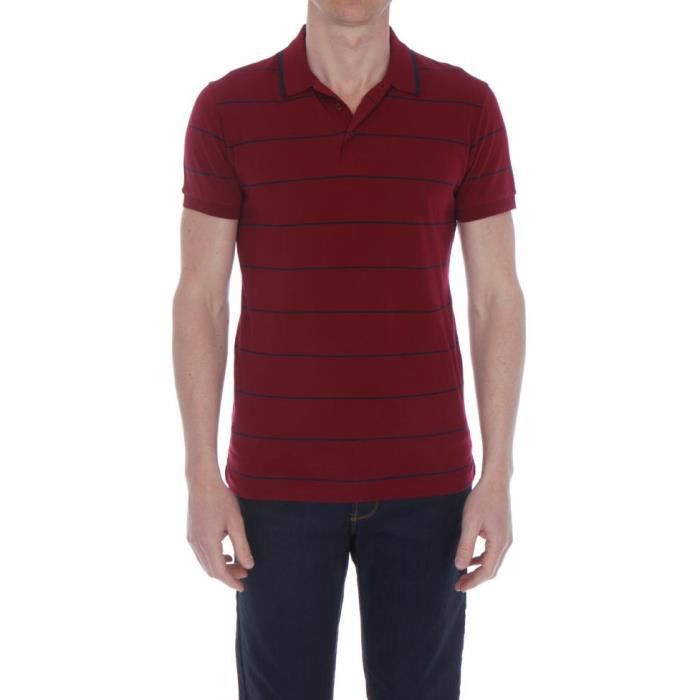 bruce field polos homme polo hom bordeaux rouge achat vente polo cdiscount. Black Bedroom Furniture Sets. Home Design Ideas