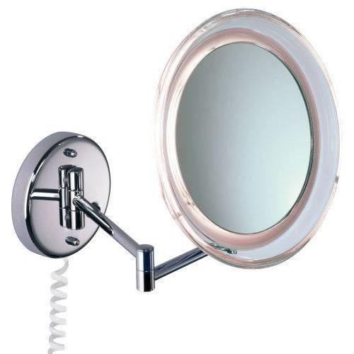 Nicol marie 4024900 miroir mural avec clairage achat for Achat miroir mural
