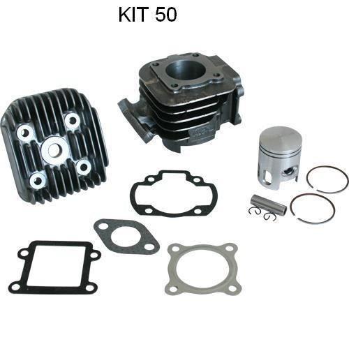 haut moteur kit 50 complet pour booster achat vente moteur complet haut moteur kit 50. Black Bedroom Furniture Sets. Home Design Ideas