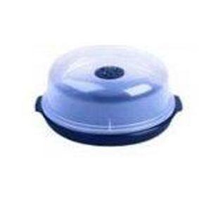 cloche plat vapeur couvercle micro ondes anti claboussures bleu cloche micro achat vente. Black Bedroom Furniture Sets. Home Design Ideas
