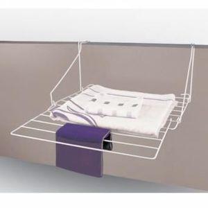 sechoir linge pour balcon achat vente sechoir linge pour balcon pas cher cdiscount. Black Bedroom Furniture Sets. Home Design Ideas