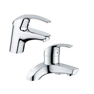 Salle de bains robinets de lavabo achat vente salle de for Grohe eurosmart cuisine