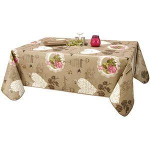 tissu au metre pour nappe achat vente tissu au metre pour nappe pas cher les soldes sur. Black Bedroom Furniture Sets. Home Design Ideas