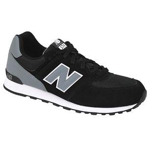 new balance m574 noir