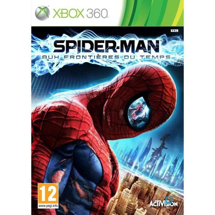 JEUX XBOX 360 Spider Man - Aux Frontières Du Temps Jeu XBOX 360