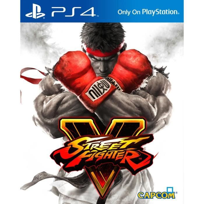 jeux pc video console r street fighter ps