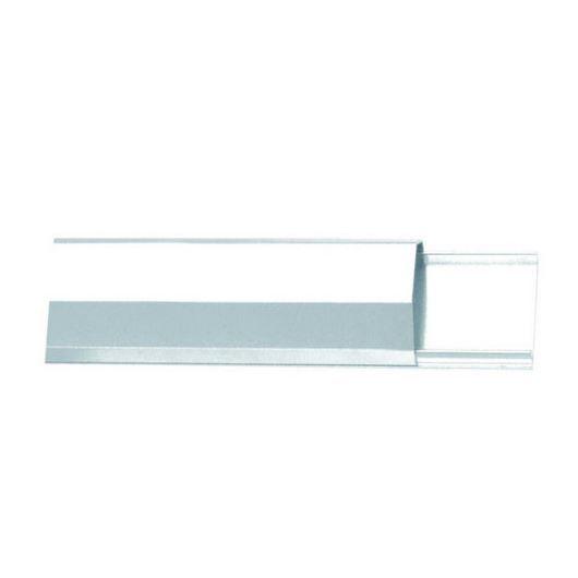 cache c bles 50x1100 mm blanc achat vente goulotte cache fil cdiscount. Black Bedroom Furniture Sets. Home Design Ideas