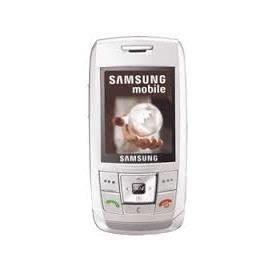 samsung e250 blanc debloque destockage achat t l phone portable pas cher avis et meilleur. Black Bedroom Furniture Sets. Home Design Ideas