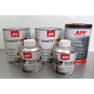 acheter peinture epoxy resine de protection pour peinture. Black Bedroom Furniture Sets. Home Design Ideas