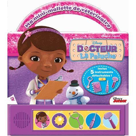 Docteur la peluche achat vente livre veronica wagner pi kids parution 09 05 2014 pas cher - Docteur la peluche malette ...