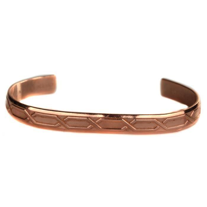 bracelet cuivre viking celte celtic homme femme triskel breton 16x0 7cm ajustable. Black Bedroom Furniture Sets. Home Design Ideas