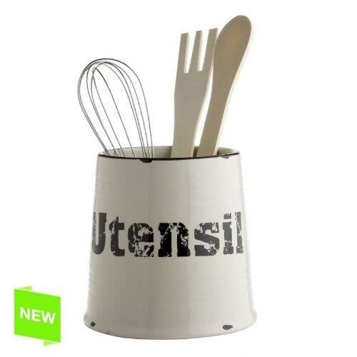 Pot de utensiles de cuisine vintage achat vente repose for Repose ustensile cuisine