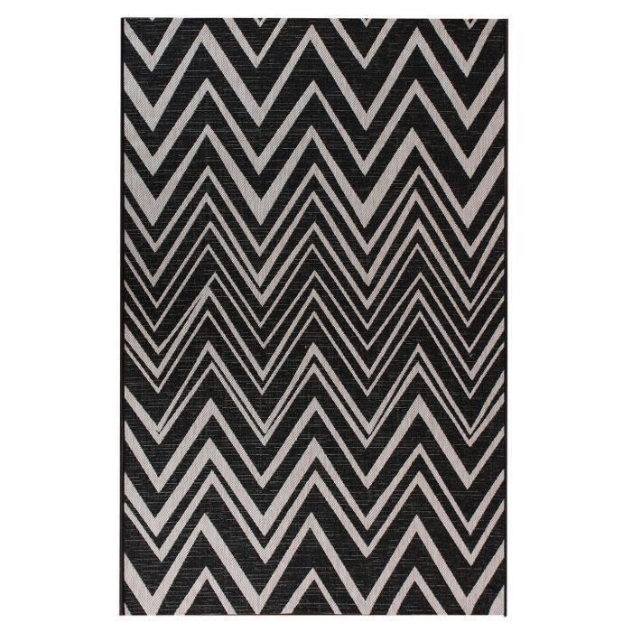 floorluxe tapis de salon gris 120x170 cm achat vente tapis 100 polypropyl ne cdiscount. Black Bedroom Furniture Sets. Home Design Ideas