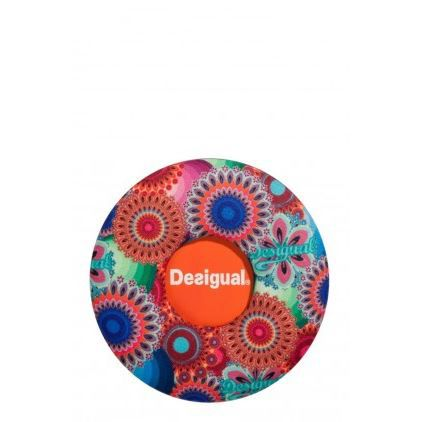cadre photo rond desigual round colors nc coule achat. Black Bedroom Furniture Sets. Home Design Ideas