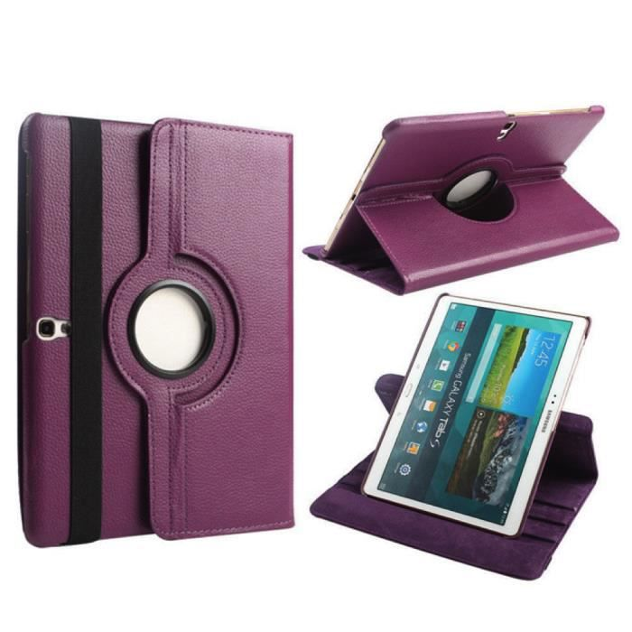 Housse etui coque pu cuir 360 galaxy tab s 10 5 stylet for Housse tab s2 8