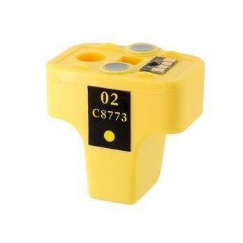 cartouche hp c8773 363 jaune compatible prix pas cher. Black Bedroom Furniture Sets. Home Design Ideas