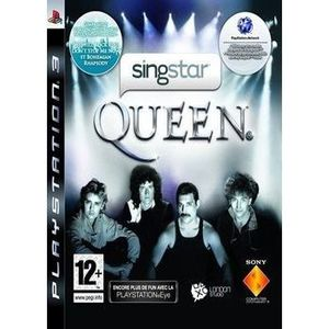 JEU PS3 SINGSTAR QUEEN / Jeu console PS3