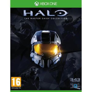 Halo Master Chief Collection Jeu XBOX One