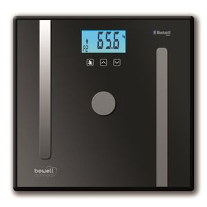 P?se-personne connecté - BEWELL CONNECT MyScale Analyser