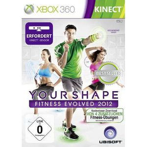JEUX XBOX 360 Your shape : fitness evolved 2012 Kinect [impor…