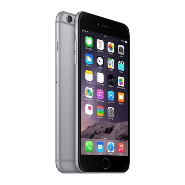 apple iphone 6 plus 128gb reconditionn a neuf noir achat smartphone pas cher avis et. Black Bedroom Furniture Sets. Home Design Ideas