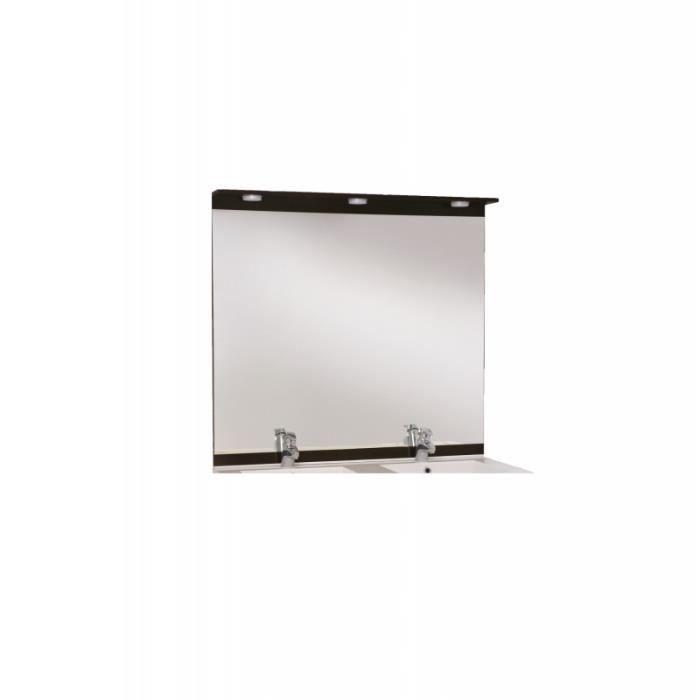 Miroir bandeau duna 120 cm basse consommation achat for Miroir 120 cm
