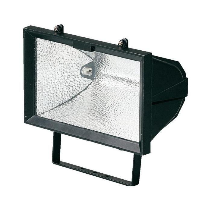 Projecteur halog ne brennenstuhl ip 54 h 1000w achat for Projecteur exterieur 1000w