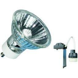 kit ampoule et cablage spot halogene gu10 35w achat vente kit ampoule et cablage spot. Black Bedroom Furniture Sets. Home Design Ideas