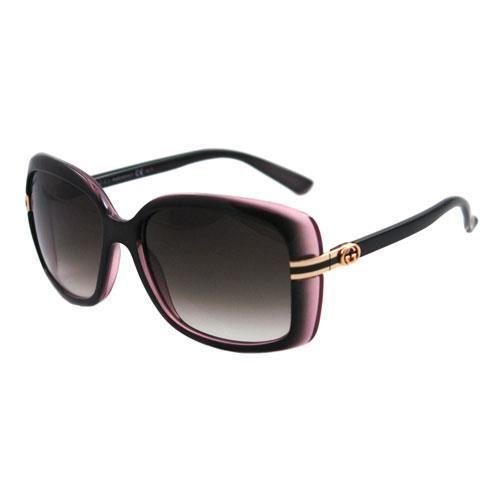 lunette soleil femme gucci gg3188 s coloris or4js achat vente lunettes de soleil cdiscount. Black Bedroom Furniture Sets. Home Design Ideas