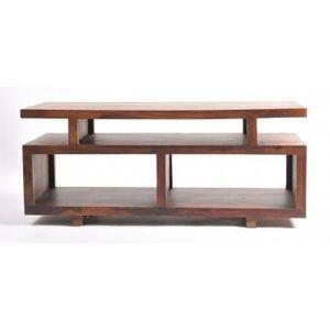meuble tv bois exotique achat vente meuble tv bois. Black Bedroom Furniture Sets. Home Design Ideas