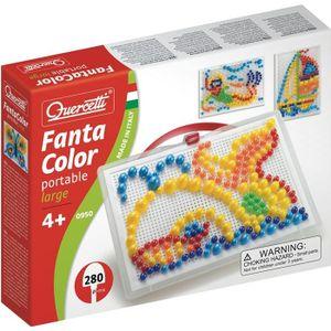 JEU DE PERLE Á REPASSER Fantacolor Mix 280 Quercetti