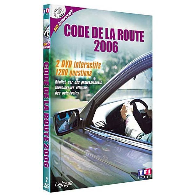 dvd le code de la route 2006 en dvd documentaire pas cher cdiscount. Black Bedroom Furniture Sets. Home Design Ideas