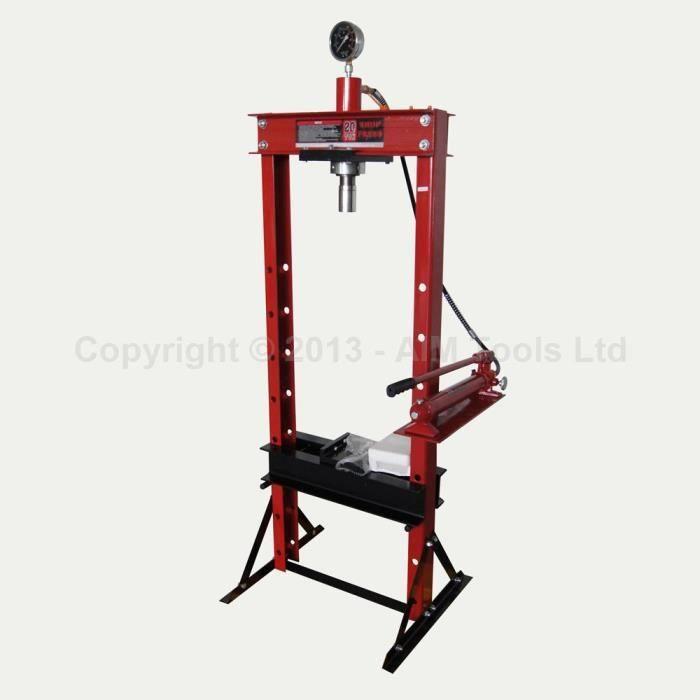 161314un professionnel 20tonne presse d 39 atelier garage. Black Bedroom Furniture Sets. Home Design Ideas
