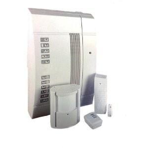 kit alarme sans fil legrand. Black Bedroom Furniture Sets. Home Design Ideas